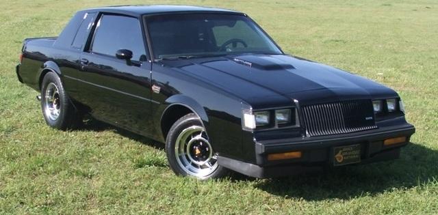 Buick Grand National >> Grand National Aluminum Wheels (rims)
